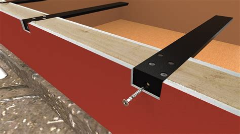 Supports For Granite Countertops by Countertop Supports And Brackets Standard Plus