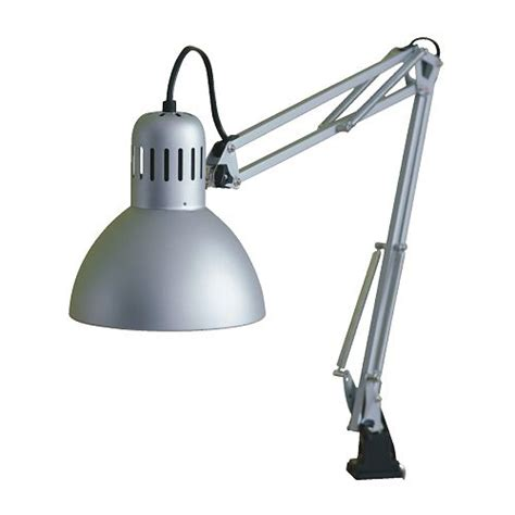 ikea tertial adjustable work light cl on desk garage