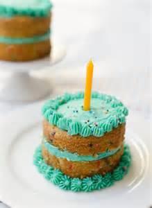 kuchen klein mini funfetti birthday cakes best friends for frosting