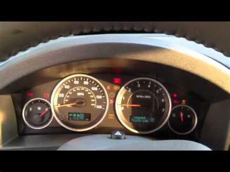 2005 Jeep Grand Malfunction Indicator Light S550 Malfunction Indicator