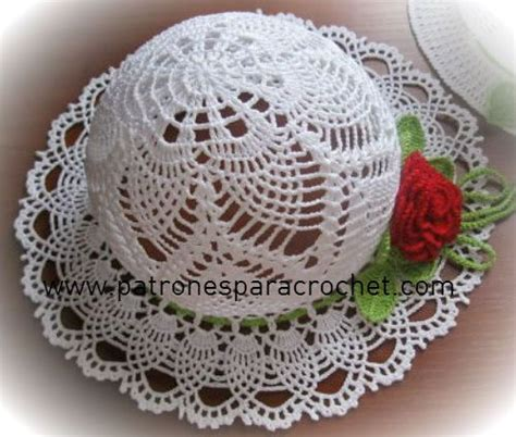 como tejer un sombrero cowboy de bebe a crochet 17 mejores ideas sobre patrones de sombrero en pinterest