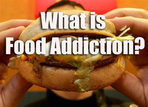 addiction food addiction 5 warning signs you re addicted to food