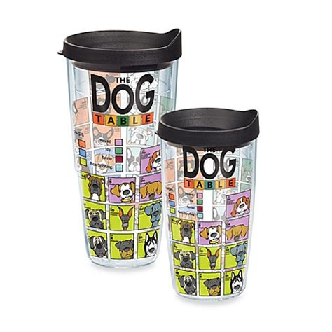 periodic table of dogs tervis 174 periodic table tumbler bed bath beyond