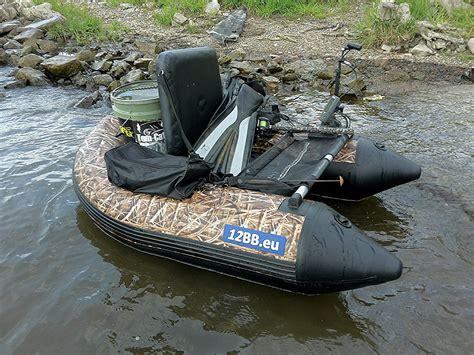 belly boot met motor introductie aanbieding 12bb belly boat type reed met