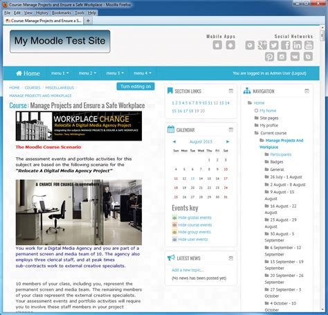 moodle theme base a look at the moodle theme essential some random thoughts