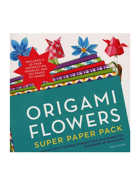 Origami Pack - origami flowers pack misterart