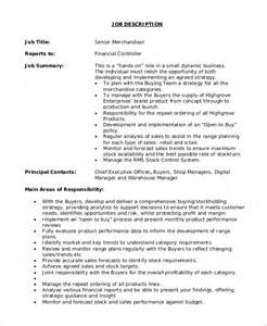 Wine Merchandiser Cover Letter by Retail Merchandiser Description Sales Objective What Is Objective What Does A