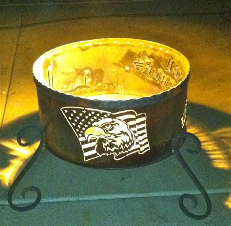 Custom Firepits Custom Pits Personalized Firepits By Designs