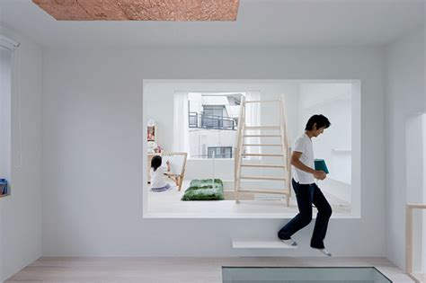 Haus H by House H A Space Defined By Openings More With Less