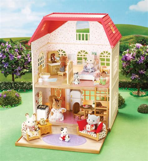 calico critter house calico critters oakwood home calico critters