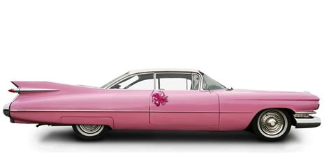 The Happy Days!: THE PINK CADILLAC! 12.04.15