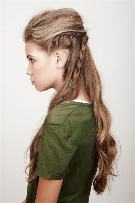 haircuts knoxville young elven half up hairstyle braid hairstyles