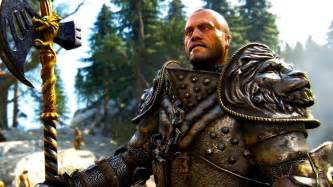 First 13 minutes of for honor knight story gameplay gamespot