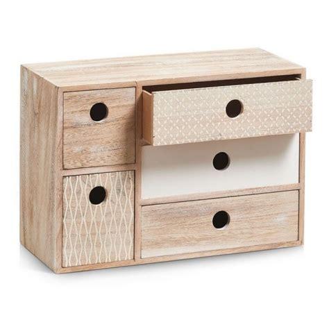 petit meuble tiroirs petit tiroir en bois homeezy