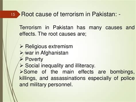 what makes a terrorist economics and the roots of terrorism books critically evaluate the problems of pakistan