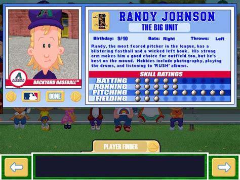 backyard baseball 2010 backyard baseball 2003 jeu pc images vid 233 os astuces