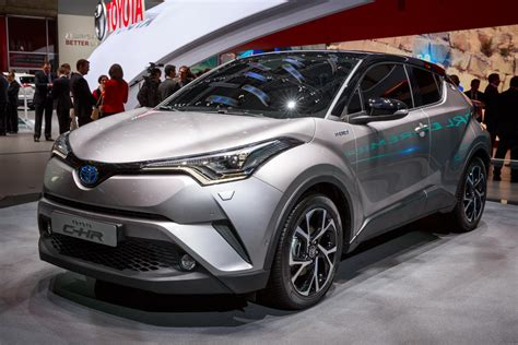 toyota chr toyota s new c hr is the small crossover you ve been