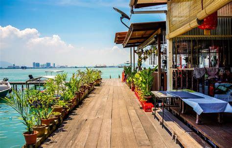 visit penang malaysia  eat   local