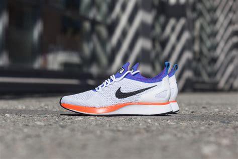 Sepatu Sneakers Nike Flyknit Racer Premium For 1 nke air zoom flyknit racer herre sneakers sneaker no