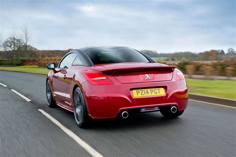 pug rcz the bursts only 100 peugeot rcz coupes left in uk showrooms by car magazine