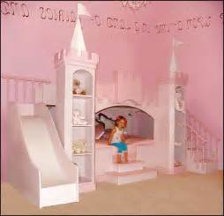 Princess Canopy Beds For Girls by Girls Princess Bed With Slide Home Design Amp Remodeling Ideas