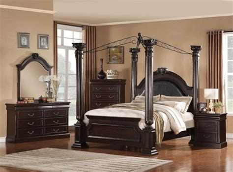canopy king bedroom sets king canopy bedroom sets marceladick com