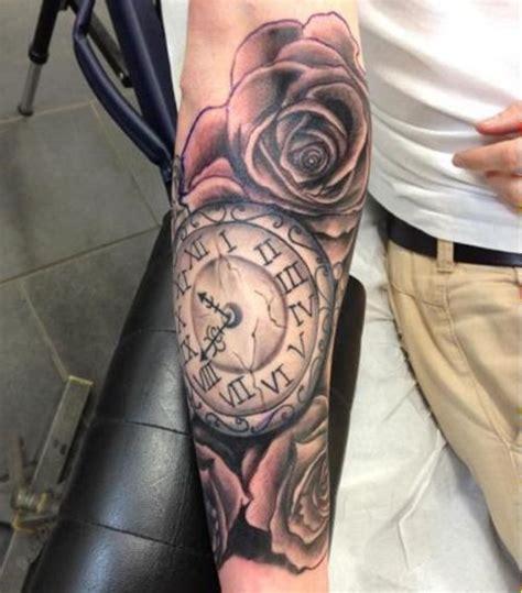 clock tattoos for men amazing clock ideas 9 ideas for keaton