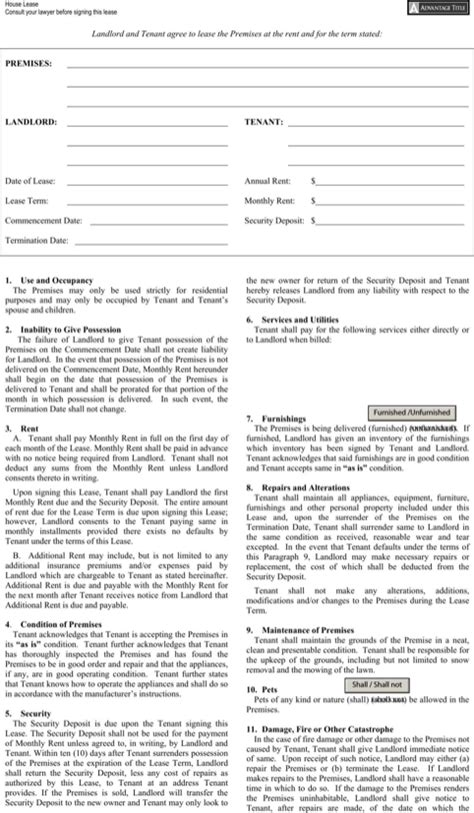 Download New York Rental Agreement For Free Formtemplate Lease Template Ny