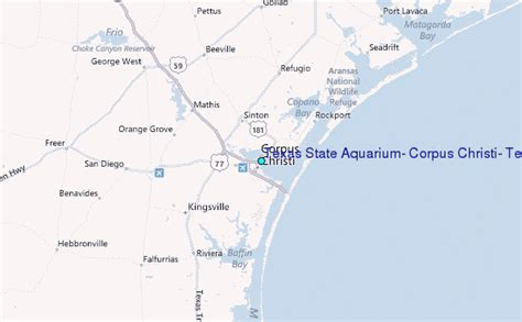 texas location map texas state aquarium corpus christi texas tide station location guide