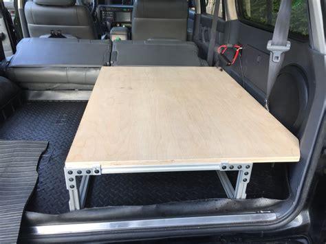 sleeping platform ihmud forum also truck bed interalle