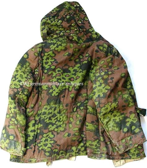 leaf pattern camouflage italian camo tunic and oak leaf tunic and trousers cm