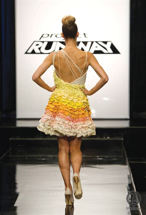 project runway hardware stores and seasons on pinterest 203 best images about clothing made from unconventional