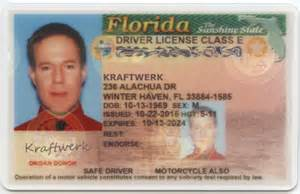 Florida Drivers License Template by I Am Kraftwerk How One Of Ttac S Own Became A Florida
