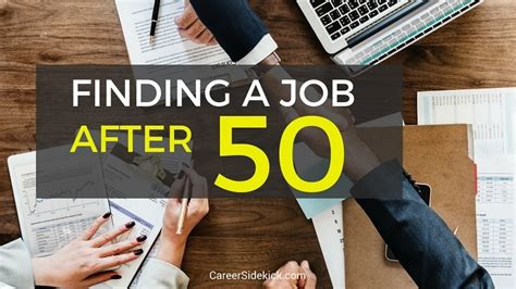 best place to find a new job best ways to find a job after 50