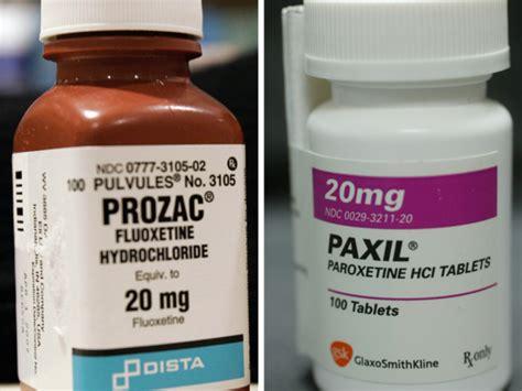Paroxetine Detox by Popular Antidepressants Paxil Prozac Linked To Birth