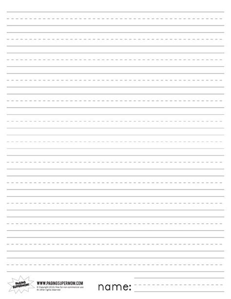 lined paper for writing practice fresh handwriting lined paper for