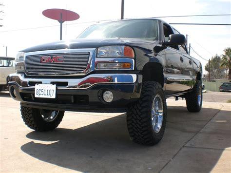 2006 gmc lift kit chevy gmc 1500 7 inch lift kit 1999 2006