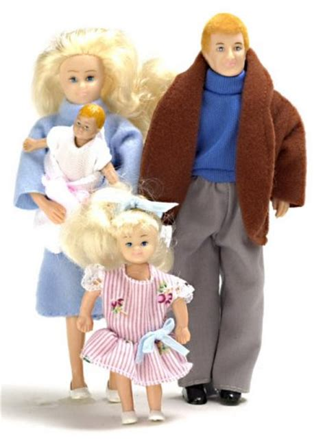 Dollhouse Families People