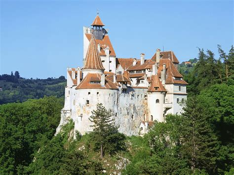 transylvania dracula castle deroucicho 10 most expensive homes in the world 2011