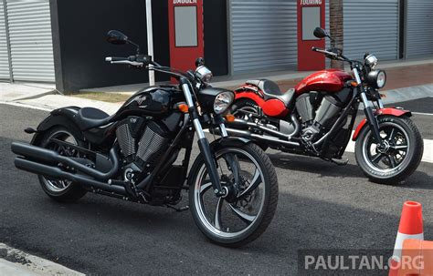Naza launches Victory Motorcycles brand in Malaysia
