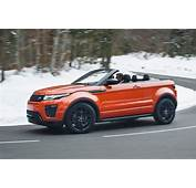 Range Rover Evoque Convertible 20D HSE Dynamic Lux 2016