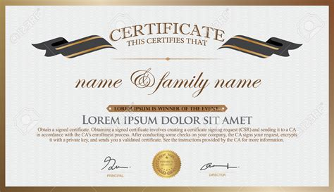 certificate design pinterest home design surprising certificate design certificate