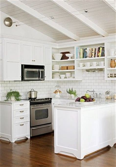 small cottage kitchen cottages pinterest