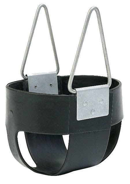 commercial bucket swing commercial rubber full bucket swing seat playsetparts com