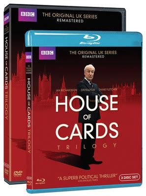 house of cards awards primetime emmy 174 award winner andrew davies brings you house of cards trilogy remastered