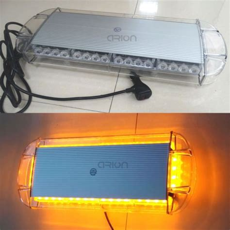 40 hz strobe light new led roof 40 led solid amber emergency plow tow truck