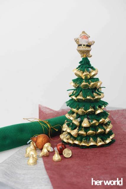 cara membuat hiasan pohon natal dari kertas 7 langkah mudah membuat pohon natal mini