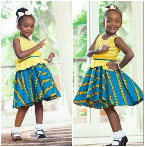 children ankara styles pictures of cute ankara styles for kids in 2018