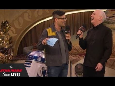 anthony daniels interview 2017 anthony daniels talks breaking choppers arm interview