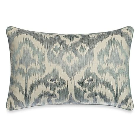tommy bahama bed pillows tommy bahama 174 bamboo breeze oblong throw pillow bed bath